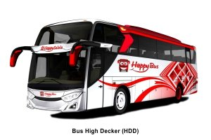 Bus High Decker (HDD)