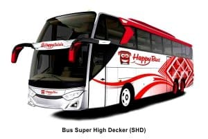 Bus Super High Decker (SHD)