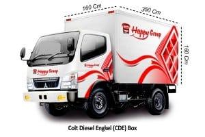 Colt Diesel Engkel (CDE) Box