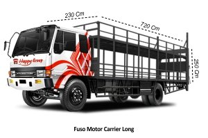 Fuso Motor Carrier Long