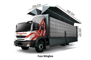 Fuso Wingbox