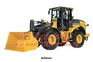 sewa bulldozer