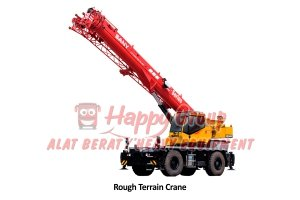 rought terrain crane