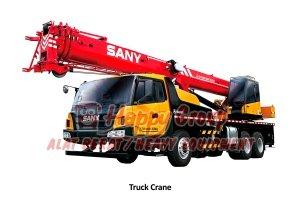 truk crane