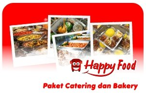 Happy Food - Paket Catering Bakery