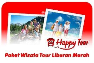 Happy Tour - Paket Wisata