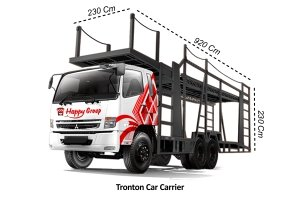 Tronton Car Carrier