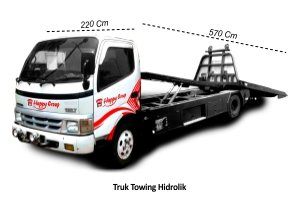 Truk Towing Hidrolik
