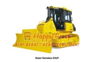 dozer komatsu d31p
