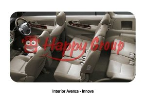 INTERIOR - Avanza - Innova