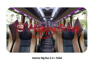 INTERIOR - Big Bus 2-2 + Toilet