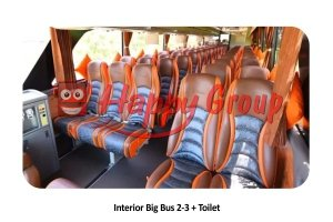 INTERIOR - Big Bus 2-3 + Toilet