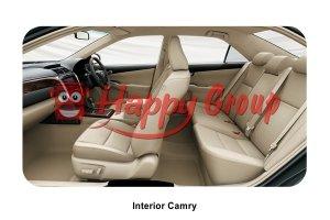 INTERIOR - Camry