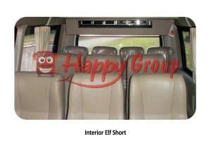 INTERIOR - Elf Short