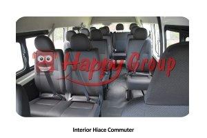 INTERIOR - Hiace Commuter
