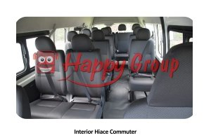INTERIOR - Hiace Commuter