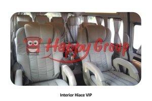 INTERIOR - Hiace VIP
