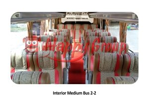 INTERIOR - Medium Bus 2-2