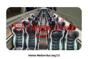 INTERIOR - Medium Bus Long 2-2