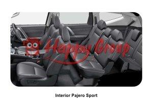 INTERIOR - Pajero Sport