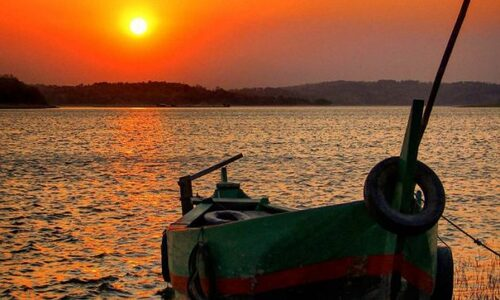 perahu kedung ombo
