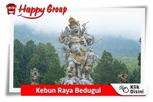 Bali - Kebun Raya Bedugul