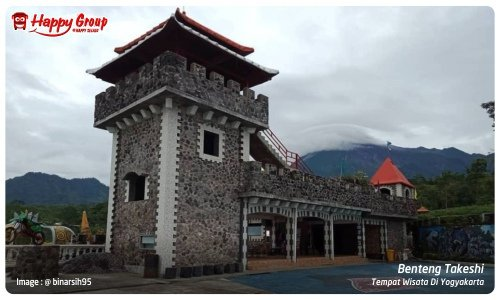 Benteng Takeshi The Lost World
