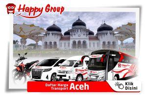 Daftar Harga - Aceh