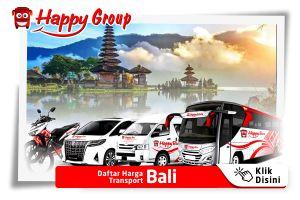 Daftar Harga - Bali
