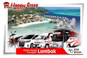 Daftar Harga - Lombok