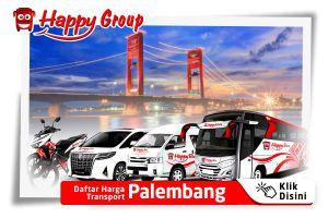 Daftar Harga - Palembang