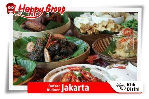 Daftar Kuliner Jakarta