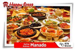 Daftar Kuliner Manado