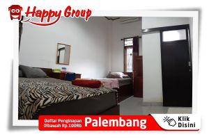 Daftar Penginapan Palembang