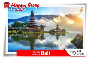 Daftar Wisata Bali