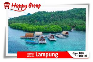 Daftar Wisata Lampung