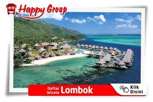 Daftar Wisata Lombok