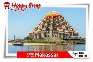 Daftar Wisata Makassar