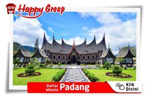 Daftar Wisata Padang