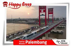 Daftar Wisata Palembang