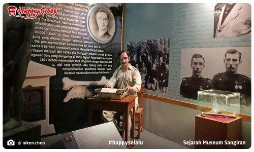 Sejarah Museum Sangiran